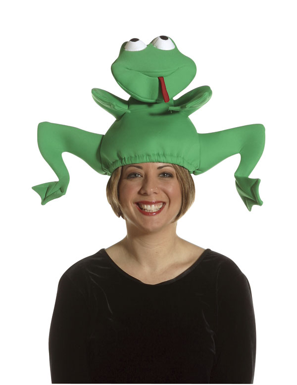 หมวกแปลก แบบที่ 10