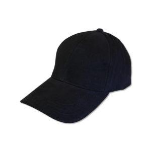 หมวกแกีปสีดำ