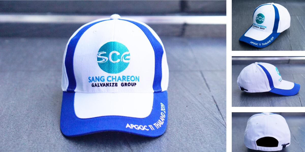 หมวกสั่งทำ แบบที่4