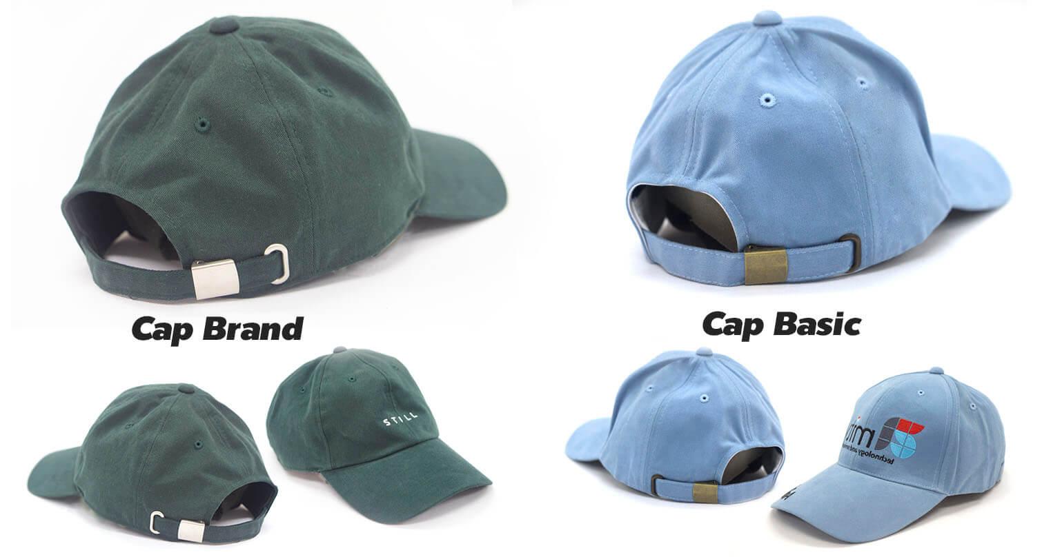 อยากทำแบรนด์หมวก ด้วยหางหมวกแก๊ปหางบัคเคิลเหล็ก