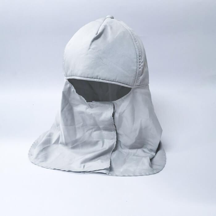 หมวกคลุมหน้า ALS