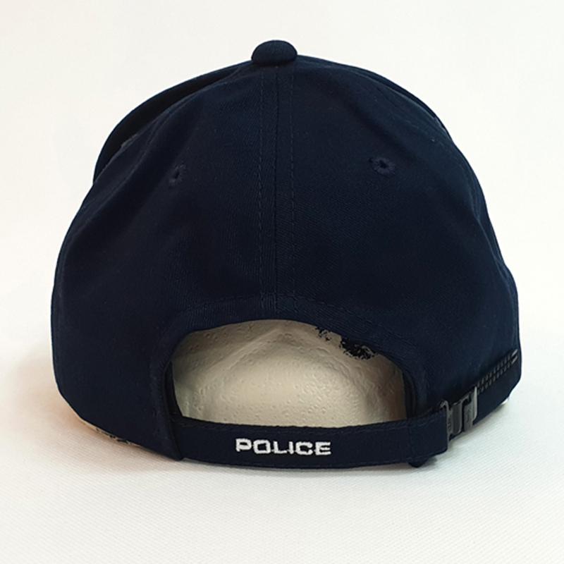 หมวกแก๊ปสีล้วน Police