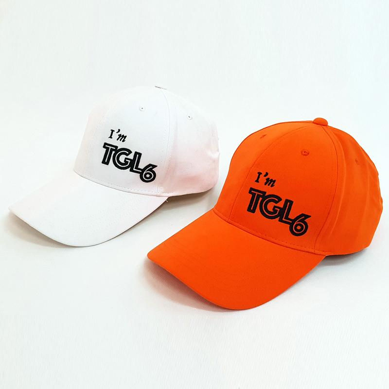 หมวกแก๊ปสีล้วน TGL6