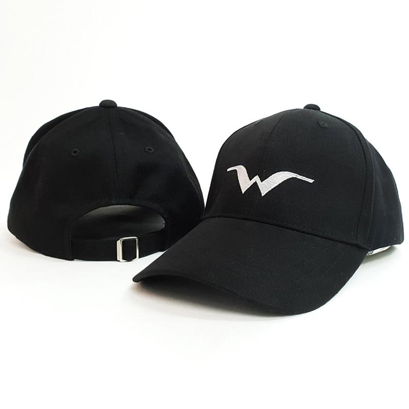 หมวกแก๊ปสีล้วน W