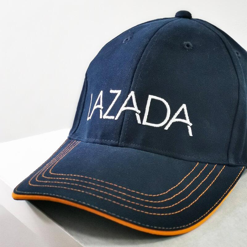 หมวกแก๊ปLAZADA