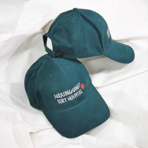 หมวกแก๊ปSurasinghanat