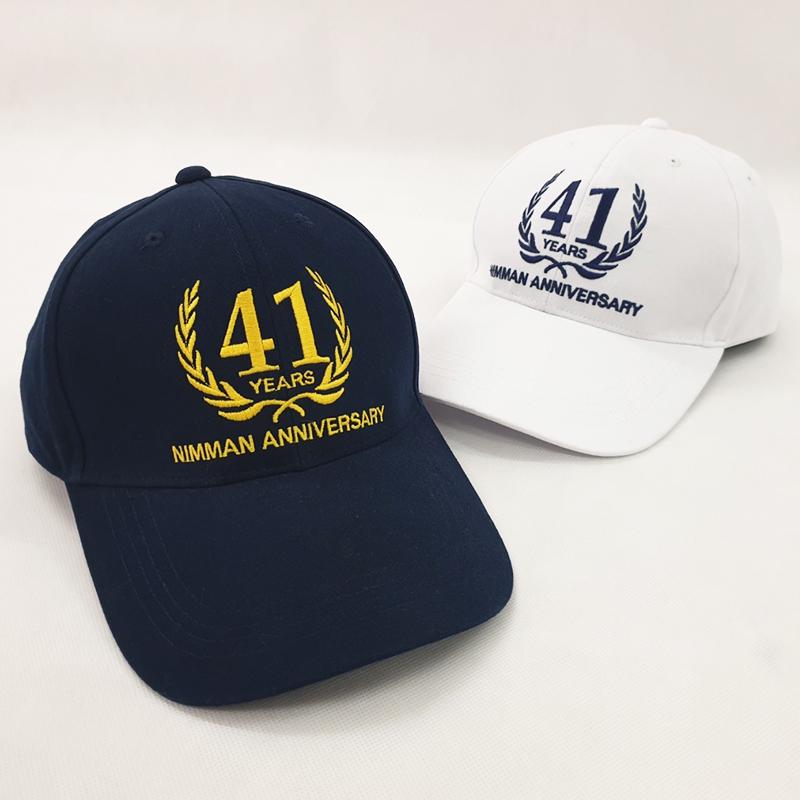 หมวกแก๊ป41years