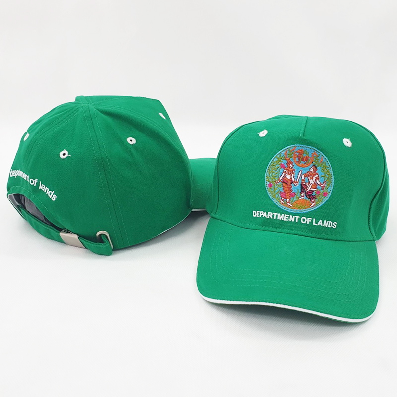 แบบหมวกแก๊ป Departiment