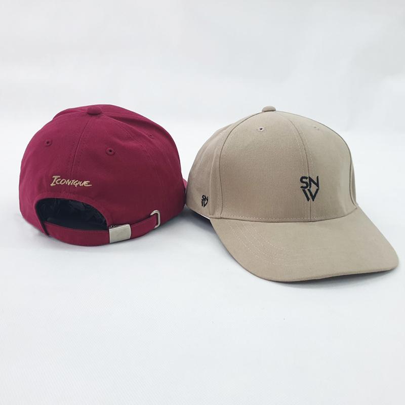 เปรียบเทียบความแมชของสีหมวกแบรนด์