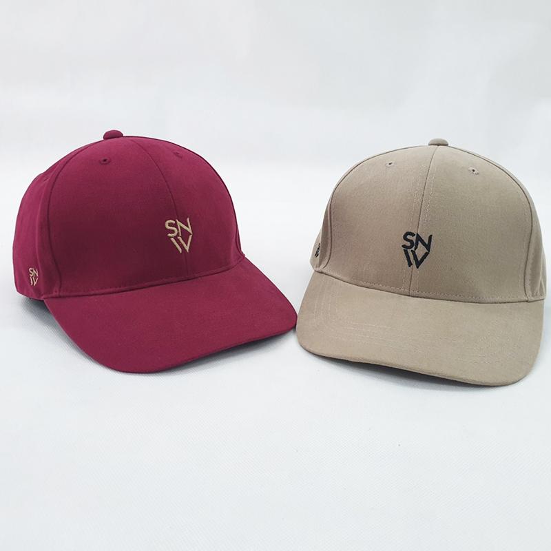 ตัวอย่างงานปักหมวกแบรนด์