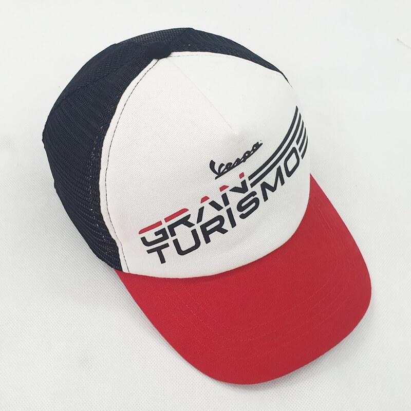 ผลิตหมวกตาข่าย Gran Turismo