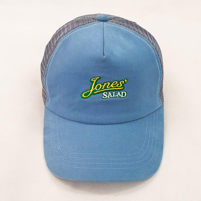 แบบหมวกตาข่าย Jones