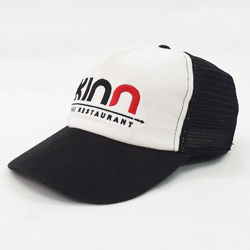 ผลิตหมวกตาข่าย Kinn