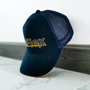 หมวกตาข่ายFlex