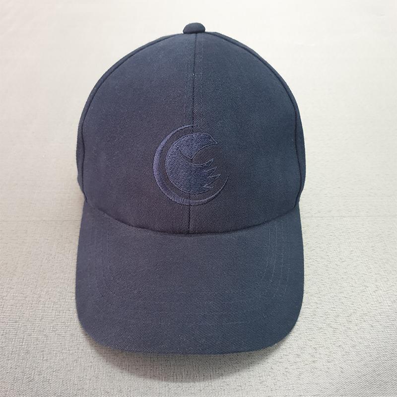 หมวกทรงแบรนด์สีกรมท่า