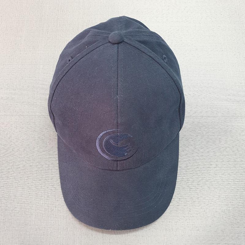 รับผลิตหมวกทรงแบรนด์สีกรมท่าเนื้อผ้าค๊อตตอน