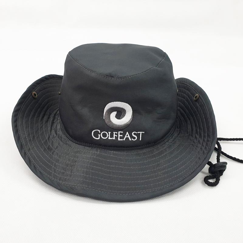 ตัวอย่างงานหมวกปีกรอบซาฟารี