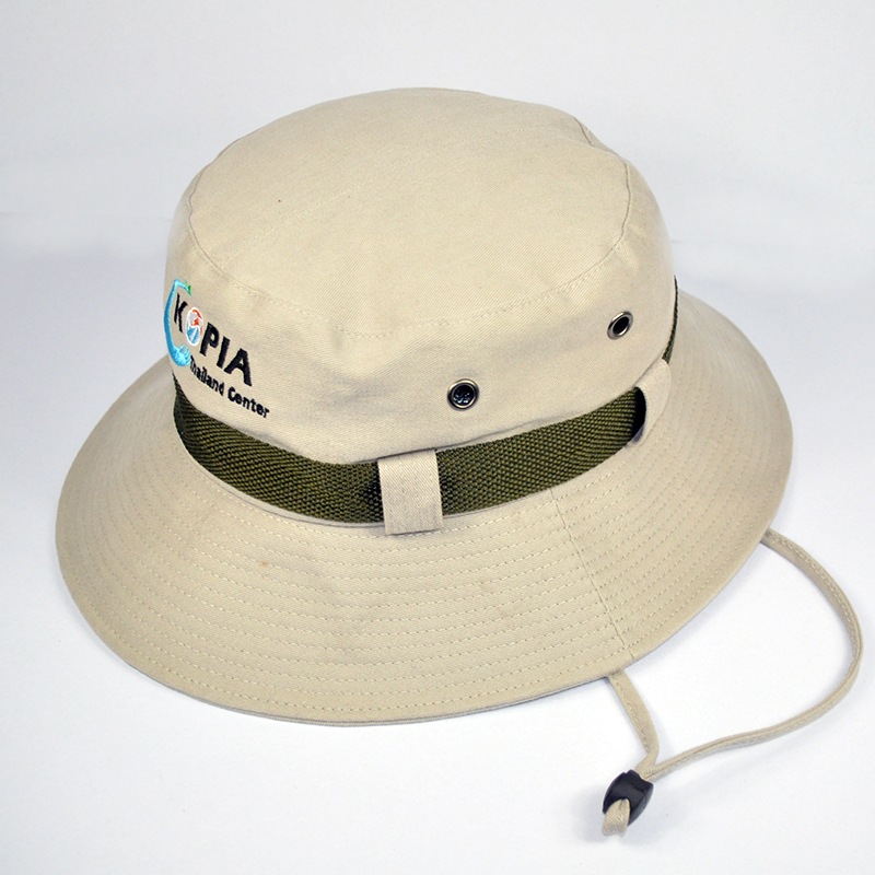 หมวกปีกรอบหมวกซาฟารีสั่งผลิตใหม่