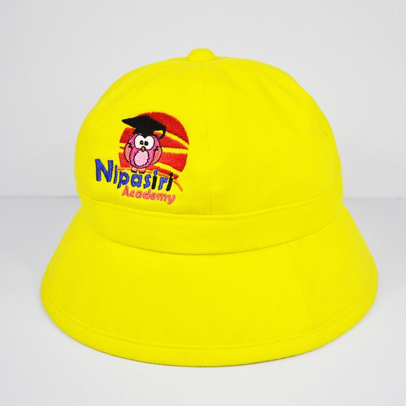 หมวกปีกรอบสำหรับเด็ก