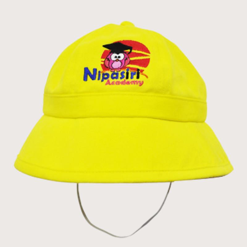 รับผลิตหมวกปีกรอบสำหรับเด็กน้อย