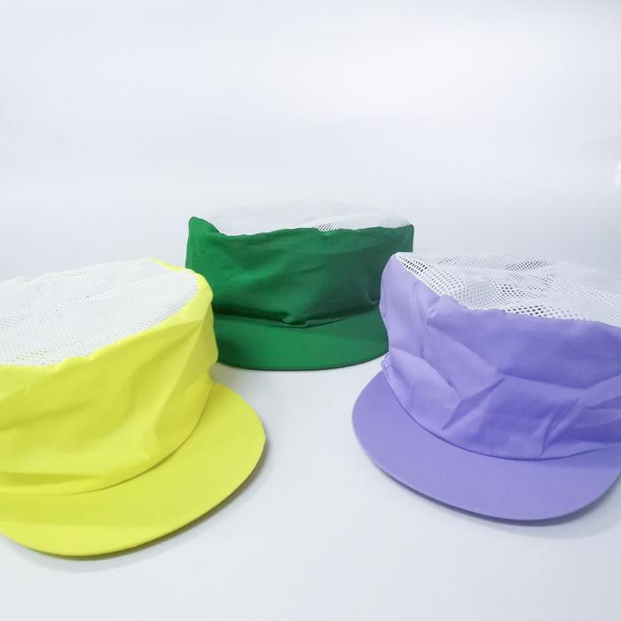 หมวกโรงงาน ทูโทน