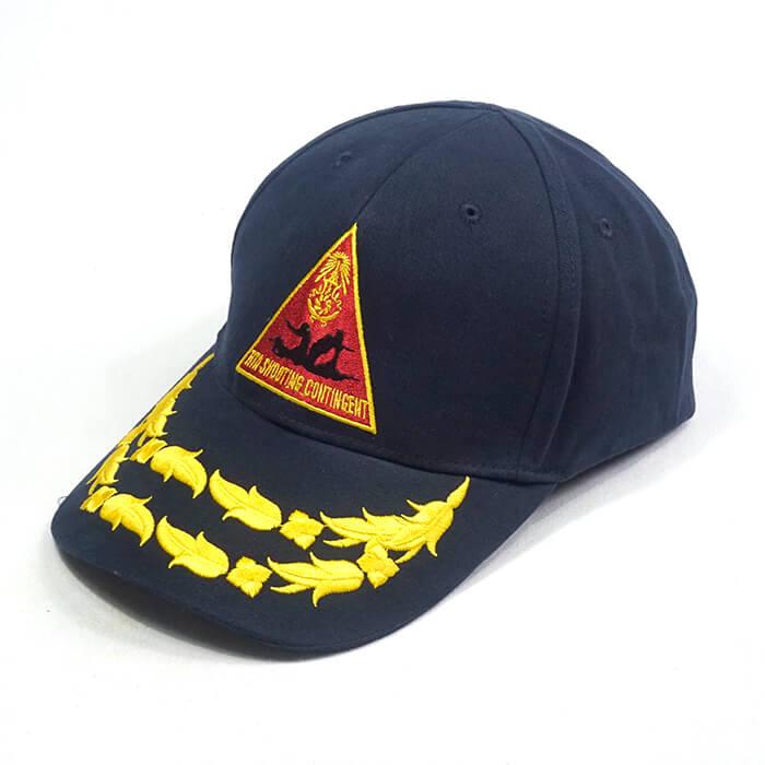 หมวกทหาร Shooting