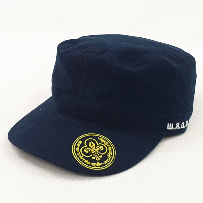 หมวกเวียดนามสีกรมท่า